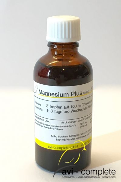 avi-complete Magnesium plus 50 ml