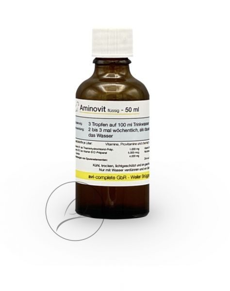 avi-complete Aminovit 50 ml