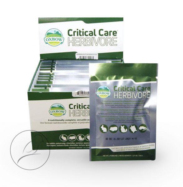 Critical Care Box 14 x 36 g Beutel