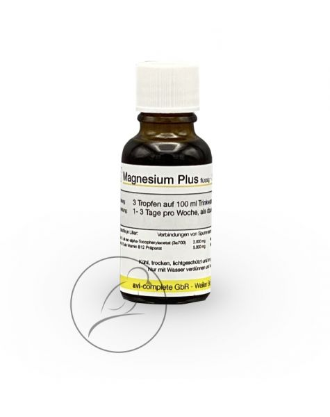 avi-complete Magnesium plus 20 ml