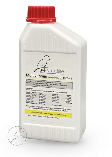 avi-complete Multivitamin 1 L