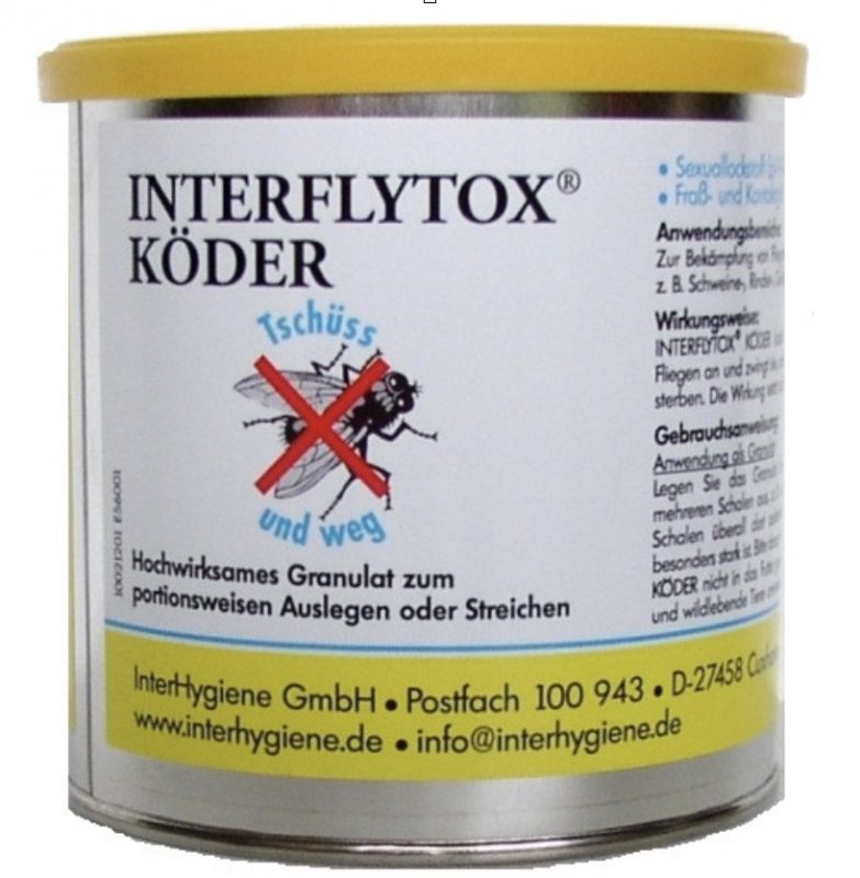 Interflytox 400 g Dose